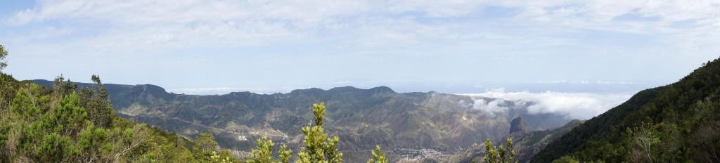 North of la Gomera