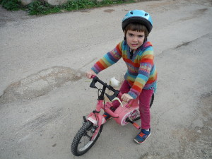 Learning to cycle